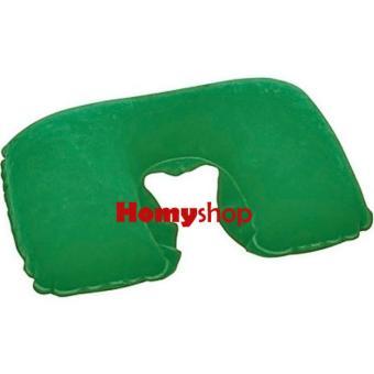 2 PCS BESTWAY Travel Neck Pillow / Bantal Leher / Bantal Angin / Bantal Travel