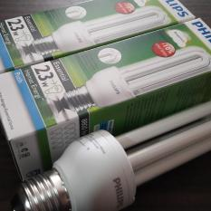 Spesifikasi 2 Pcs Essential Bulb 23 Watt Phillips Lampu Phillips 23 Watt Putih Lengkap