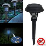 Harga 2 Buah 5 Kolam Surya Sinar Uv Nyamuk Serangga Hama Bug Zapper Pembunuh Taman Lampu Cahaya Internasional Asli