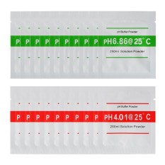 20 Pack 4 01 6 86 Ph Meter Buffer Solution Powder For Easy Ph Calibration Intl Xcsource Diskon