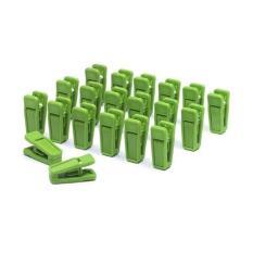20 Pcs Heavy Duty Clothes Pegs Plastik Gantungan Rak Clothespins Laundry Clothes Pins Menggantung Pasak Klip-Intl