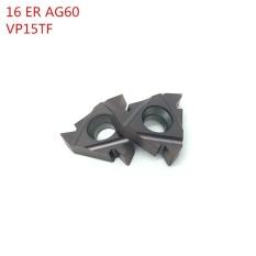 20 Pcs Thread Mengubah Alat Carbide Sisipan Alat Pemotong Cnc Alat Alat Bubut Bubut Cutter 16Er Ag60 Vp15Tf Intl Diskon Akhir Tahun