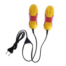 220 V 10 W EU Steker Balap Mobil BENTUK Ringan Voilet Pengering Sepatu Bau Deodoran Heater-Internasional