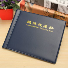 Diskon 240 Koleksi Bagasi Penny Uang Saku Buku Album Mengumpulkan Pemegang Koin Internasional Tiongkok