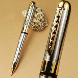Spesifikasi 250 Silver Dan Gold Twist Ballpoint Pen New Beserta Harganya