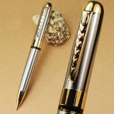 250 Perak dan Emas Pena Bolpoin Putar Baru