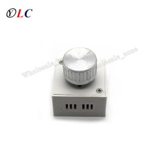 25W to 120W 1A 220V Bedside Table Lamp Dimmer Hotel Desk Lamp LED Dimmer Knob Switch - intl