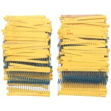 Top 10 2600Pcs 130 Values 1 4W 25W 1 Metal Film Resistors Assorted Pack Kit Set Lot Intl Online