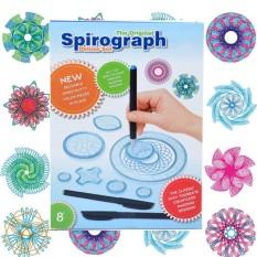 Beli 27X Plastik Diy Spirograph Ruler Desain Menarik Anak Kid Art Craft Create Set Intl Terbaru