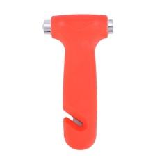 2In1 Gear Keselamatan Darurat Alat Pemecah Kaca Palu Kursi Pemotong Sabuk Alat Melarikan Diri-Intl