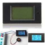 Jual Beli 2Pcs 100A Ac Digital Led Power Panel Meter Monitor Power Energy Voltmeter Ammeter
