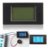Toko 2 Pcs 100A Ac Daya Led Digital Panel Meter Power Monitor Energi Pengukur Tegangan Volt Pengukur Amper Intl Online Terpercaya