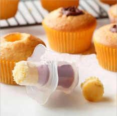 Kualitas 2 Pcs Bread Cake Cookie Cetakan Alat Coring Bakeware West Menggali Menggali Cetakan Tools Dapur Baking Diy Dekorasi Telur Embossing Dessert Lubang Tart Oem