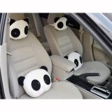 Beli 2 Pcs Creative Panda Auto Car Neck Rest Cushion Headrest Bantal Mat Shoulder Neckrest Seat Cushion Intl Oem Murah