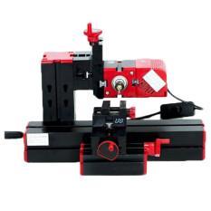 2 Pcs HOT 6 In 1 Multi Logam Mini Mesin Bubut Kayu Bermotor Jig-Saw Penggiling Mesin Pembor Penggilingan-Internasional