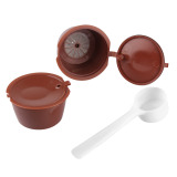 Jual 2 Buah Isi Ulang Dolce Gusto Kapsul Very Recommended Bisa Pakai Kembali Kopi Kapsul Very Recommended Compatible With Nescafe Genio Piccolo Esperta And Sirkus Internasional Ori
