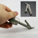 Promo 2 Pcs Kecepatan Welding Nozzle Tip 6Mm Round Bentuk Untuk Leister Plastik Welder 6 Mm Oem