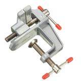 Toko 3 5 Aluminium Miniatur Kecil Jewelers Hobi Clamp Pada Meja Bench Vise Alat Vice Online Terpercaya