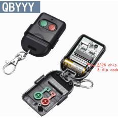 QBYYY 3 Buah Singapura Malaysia 5326 330 MHz DIP Saklar Otomatis Gerbang Duplikat Remote Kunci Fob-Internasional