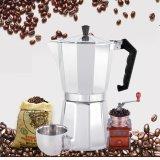 3 Cangkir Espresso Express Moka Pot Espresso Kopi Latte Pembuat Kompor Tiongkok Diskon