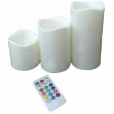 Beli 3 In1 Mengubah Luma Lilin Led Light Kering Electric Aromaterapi Melindungi Air Humidifier Warna Intl Hong Kong Sar Tiongkok