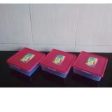 Beli 3 Pc Venesa Sealpack Kotak Makan Plastik Serbaguna Tempat Penyimpanan Makanan Merah Hijau Biru Online Jawa Timur
