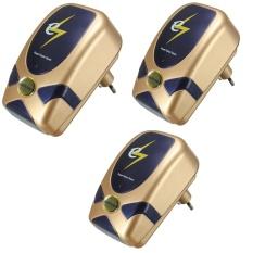 Toko 3 Pcs 28Kw Home Electricity Saving Box Sd001 Electronic Energy Power Saver Eu 90 250V Intl Di Tiongkok