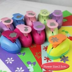 Harga 3 Pcs Besar Tangan Diy Kerajinan Embossing Perangkat Paper Shaper Punch Cutter Alat Scrapbook Embosser 7 4 5 5 5 Cm Intl Murah