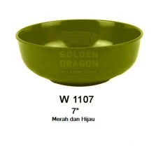 Beli 3 Pcs Mangkok Melamine Bulat 7 Inch Golden Dragon W 1107 Cicil