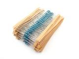Harga 30 Jenis 1 4 W Resistance 1 Akurasi Tas Resistor Film Logam 600 Pcs Dalam 1 Set Komponen Pasif Elektronik Komponen Intl Murah