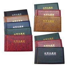 Spesifikasi 30 Uang Kertas Note Holder Mengumpulkan Pocket Album Dan Harga