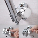 Spek 30° Rotation Bathroom Shower Head Hand Holder Adjustable Wall Mounted Bracket Not Specified