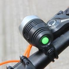 3000 Lumen XML Q5 Interface LED Sepeda Lampu Sepeda Lampu Depan Lampu 3 Mode-Intl