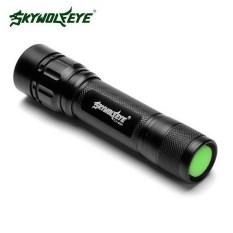 Spesifikasi 3000 Lumens 3 Mode Xml T6 Led 18650 Senter Lampu Obor Kuat Intl Baru