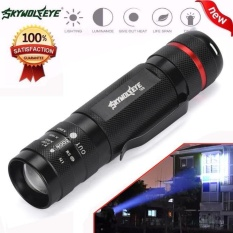 Toko 3000Lm Zoomable Cree Xm L T6 Led 18650 Senter Obor Super Bright Light Intl Online