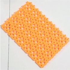 30X20 Cm Scalable Plastik Lantai Pijat Mandi Permadani Karpet Bak Mandi Alas Alat-Internasional