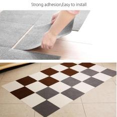 30x30 Cm Self-adhesive Carpet Ubin Commercial Heavy Duty Lantai Kantor Cover-Intl