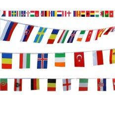 32 Bendera Negara Peserta Europe tahun 2016