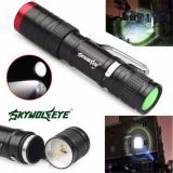 Spesifikasi 3500 Lumens 3 Modes Cree Xml Xpe Led Flashlight Torch Lamp Light Outdoor Intl