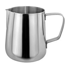 Harga 350 Ml Susu Mengental Stainless Steel Cangkir Kopi Latte Berbusa Kendi Dengan Pegangan Thinch Asli