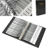 Jual Beli Online 36 Kinds X25 900Pcs Smd Chip Transistor Assorted Sample Book Assortment Kit Intl