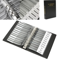 Harga 36 Kinds X25 900Pcs Smd Chip Transistor Assorted Sample Book Assortment Kit Intl Termahal
