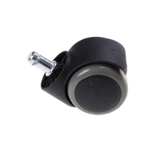 360 Degree Casters For Furniture Universal Caster Office Computer Chair Wheels - intl