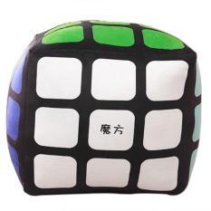 360DSC Cartoon Square Cushion Cuddle Lempar Bantal Sofa Dekoratif Cushion 38*38 Cm-Intl