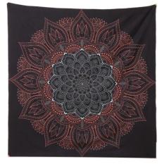 360DSC Multifungsi Square Pantai Handuk Sunscreen Selendang Wall Hanging Tapestry Bedspread Home Decor-Type-
