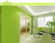 Beli 3D Brick Wall Stiker Perekat Foam Wallpaper Panels Room Decal Intl Cicilan