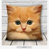Jual 3D Cute Cat Kasus Bantal Kursi Sarung Bantaldekorasi Rumah Gift Brown Antik