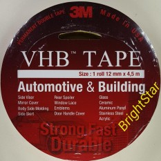 3M DOUBLE TAPE VHB 12mm
