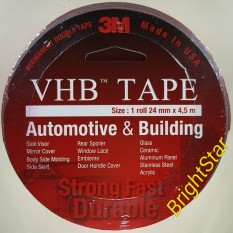 3M DOUBLE TAPE VHB 24mm