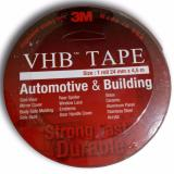 Promo 3M Vhb Double Tape Black 24 Mm Akhir Tahun